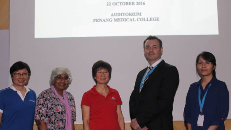 PMC marks World Mental Health Day with crisis intervention forum