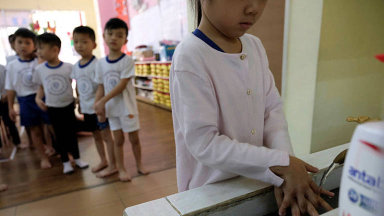 Check health of children before receiving them, caregivers told