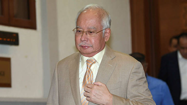 Najib's accounts were poorly managed, court hears