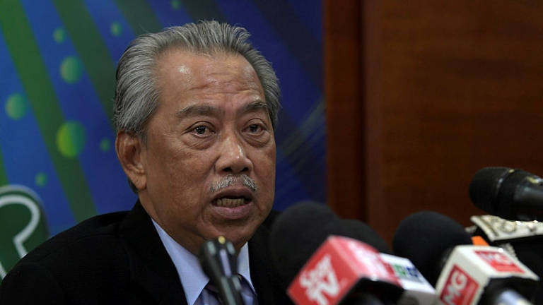 Muhyiddin conveys condolences, expresses sympathy to Nora Anne's family
