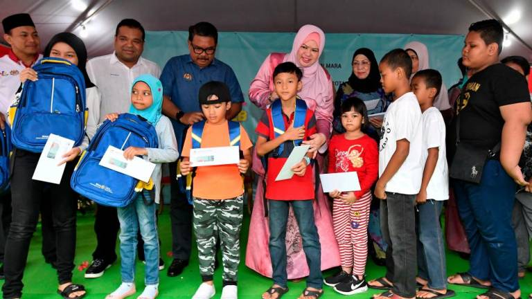 YPM allocates RM3.2m for Back to School 2020