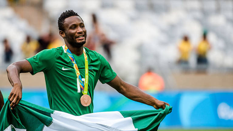 John Obi Mikel says will lead Nigeria at Africa Cup of Nations