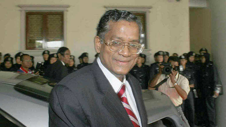Lingam fails to set aside contempt of court conviction and jail term