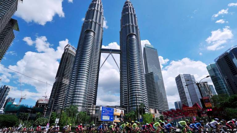 Malaysia remains in 22nd spot in World Competitiveness Yearbook