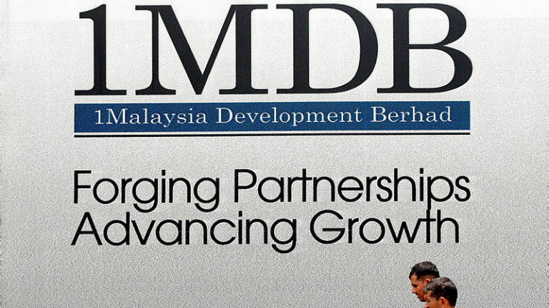 Pekan Umno files preliminary objection against 1MDB forfeiture suit