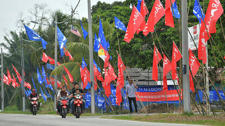 Lukewarm Tanjung Piai by-election campaign heats up