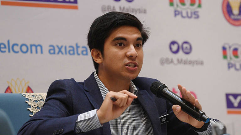 Motion to lower voting age is bipartisan: Syed Saddiq