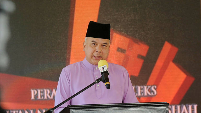 Development is not a licence for environmental destruction: Sultan Nazrin (Updated)