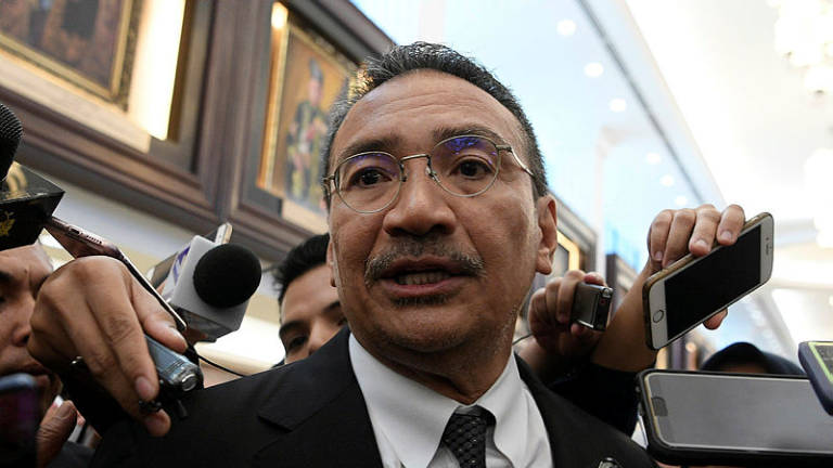 Hishammuddin: Don't let Zahid's return split Umno