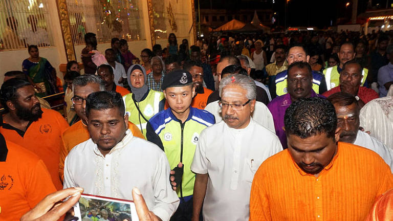 Needs of Indian community better served under PH govt: Waytha