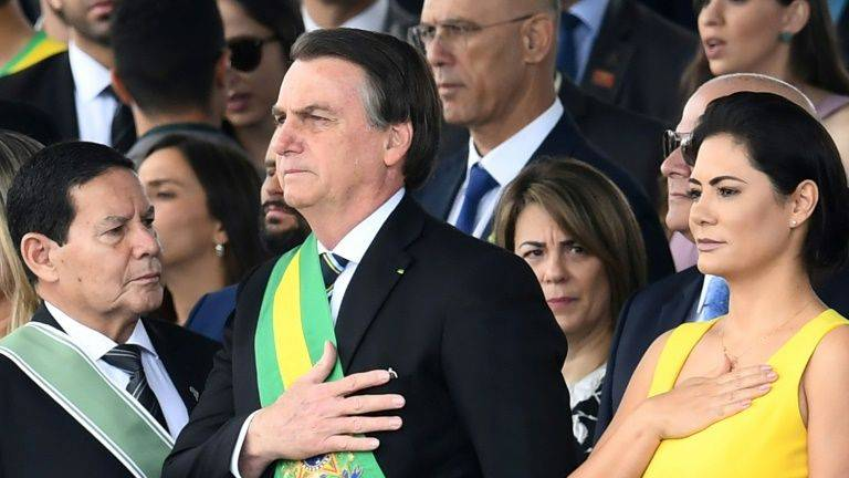 Brazil's Bolsonaro leaves hospital after 4th operation