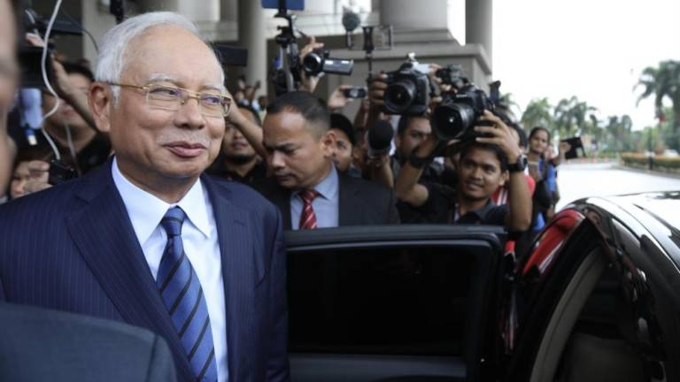 High Court hearing of Najib, Arul Kanda's tampering of 1MDB report case
