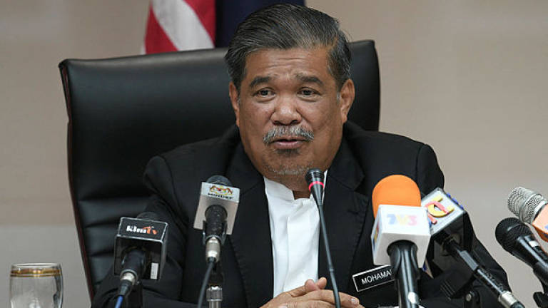 Malaysia negotiating to buy military equipment through barter: Mohamad Sabu