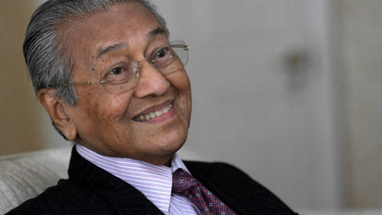 MACC, police handle cases according to priority: Mahathir