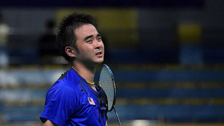 Badminton: Malaysia fails to end gold drought
