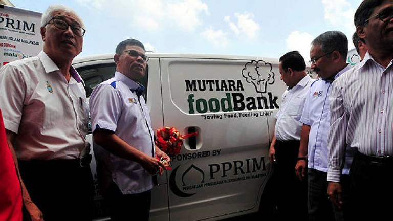 48,850 households benefit from national Food Bank