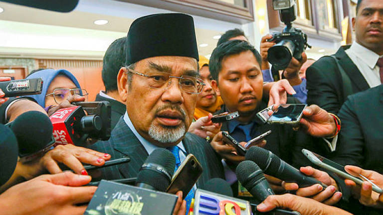 Tajuddin succeeds in application to strike out suit by Pua, Loke