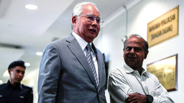 Najib's SRC trial enters third day