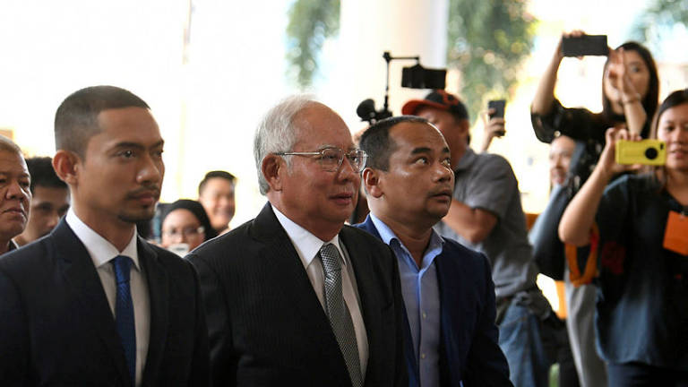 Najib's trial: Prosecution objects to application for additional documents