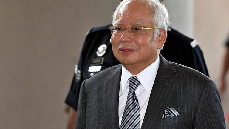 Highlights of Najib's trial this week