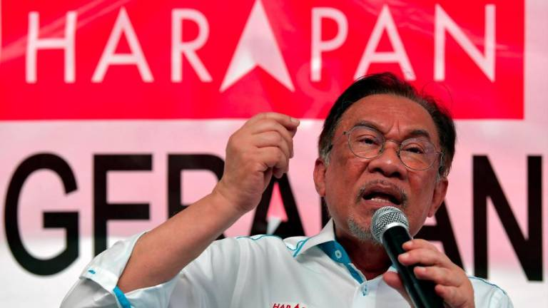 Tg Piai constituents need not vote for the opposition to make PH listen, says Anwar