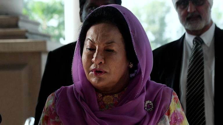 Rosmah's jewellery case: Government appeals against expert's appointment