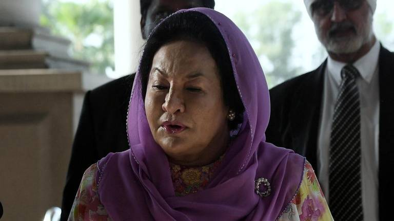 Rosmah expected to be charged over Sarawak solar panel project (Updated)