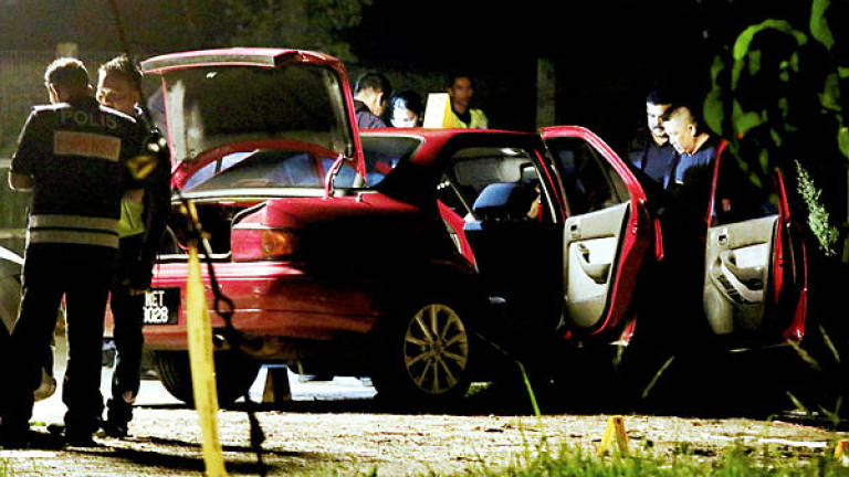 Three killed in shootout with police in Bukit Mertajam