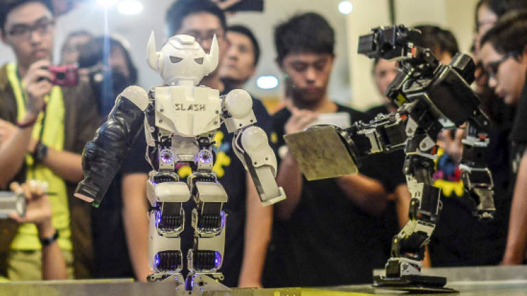 myMaker Robotics Challenge 2016 paves the way for younger generation