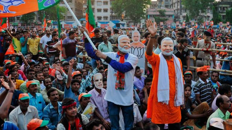 New election clashes hit Indian city after Modi rally