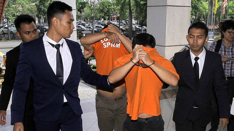 Two Negri immigration officers remanded over RM22,000 bribe