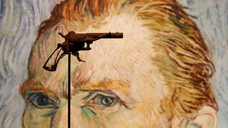 Gun 'that ended Van Gogh's life' sells for nearly triple estimate
