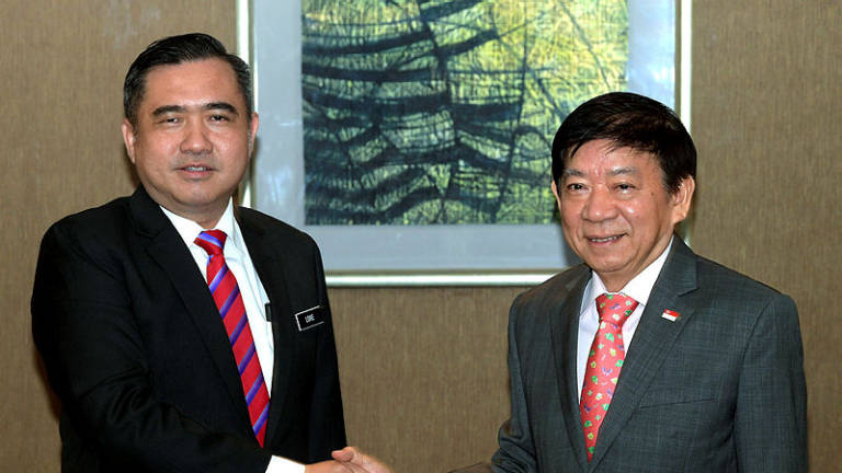M'sia, S'pore sign supplemental agreement on suspension of RTS link project