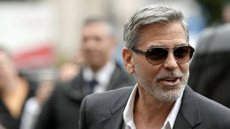 Clooney under fire after LGBT 'warning shots' to M'sia, Indonesia