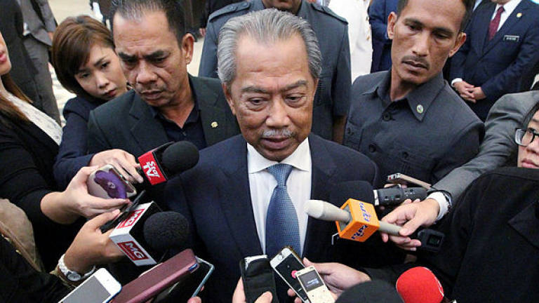 Pilot project in 12 high-risk drug areas nationwide: Muhyiddin