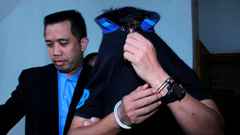Senior officer of ASP rank charged with receiving RM17,000 cash