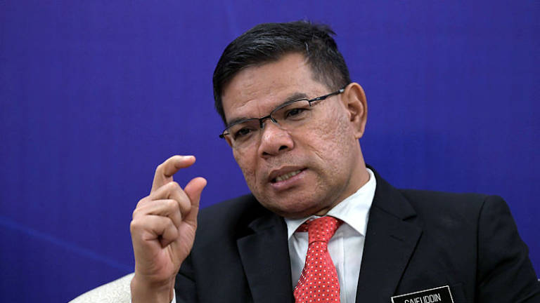 Cabinet yet to decide on the removal of RON95 price cap: Saifuddin