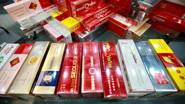ESSCom thwarts attempt to smuggle in RM455,000 worth of cigarettes