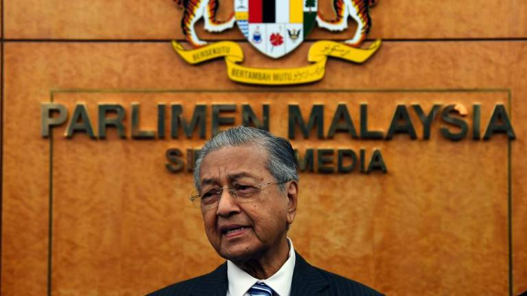 Govt will consider all offers for PLUS acquisition, says Mahathir