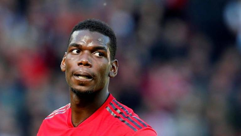 Injury-ravaged Man Utd without Pogba for Leicester test
