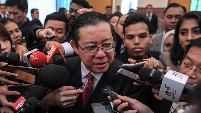 Repayment proves link between Kojadi and 1MDB: Lim (Updated)