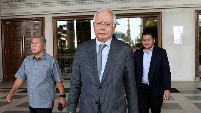 Daily work at SRC discussed and agreed by Najib: Suboh