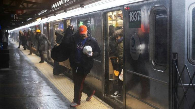 New York proposes to double spending on maligned subway