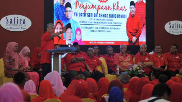 Mahathir will call for GE15 within 3 years, says Ahmad Zahid