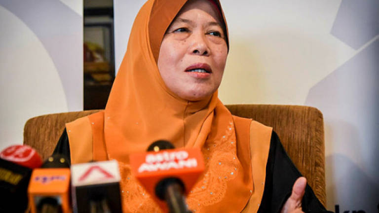 Azizah prepared to shoulder responsibility if given mandate again
