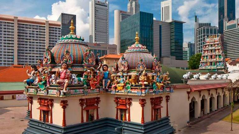 Chief priest of Singapore's oldest Hindu temple investigated for missing gold ornaments