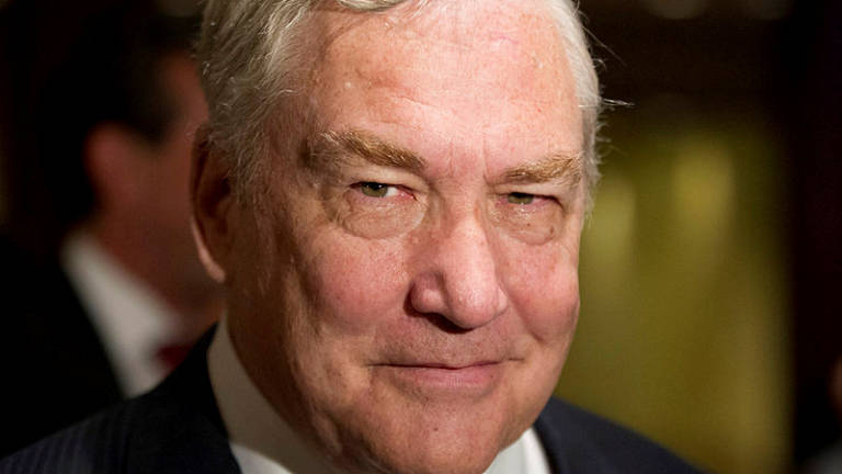 Trump pardons disgraced media mogul Conrad Black: White House