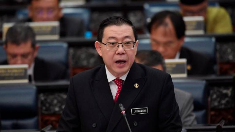 Guan Eng: I didn't know about Istanbul trip sponsorship