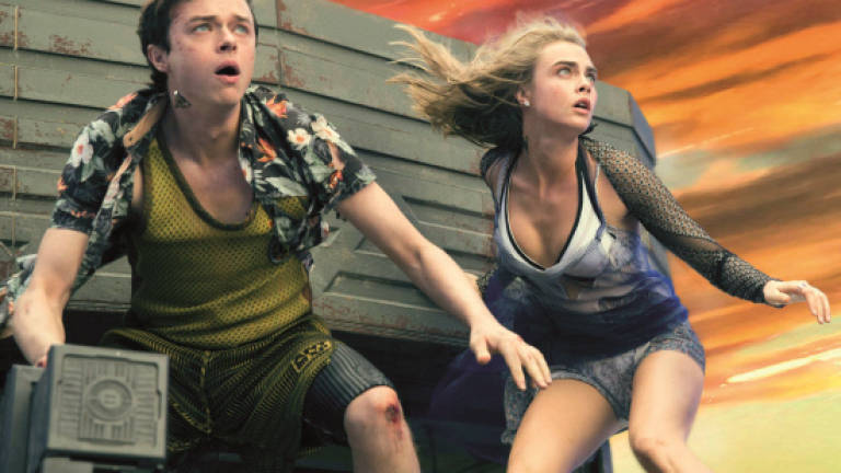 Movie Review - Valerian and the City of a Thousand Planets