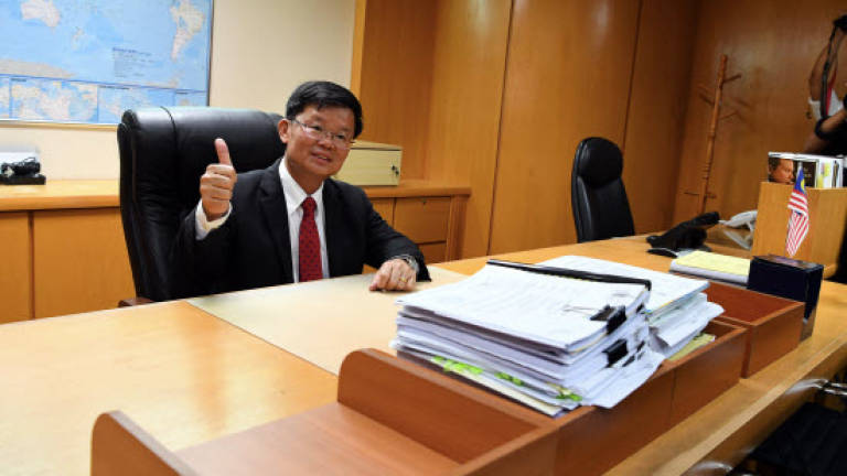 Penang hopes to improve rapport with federal authorities to expedite mega projects